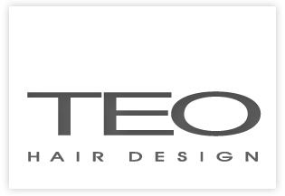 λογότυπο teo hair design